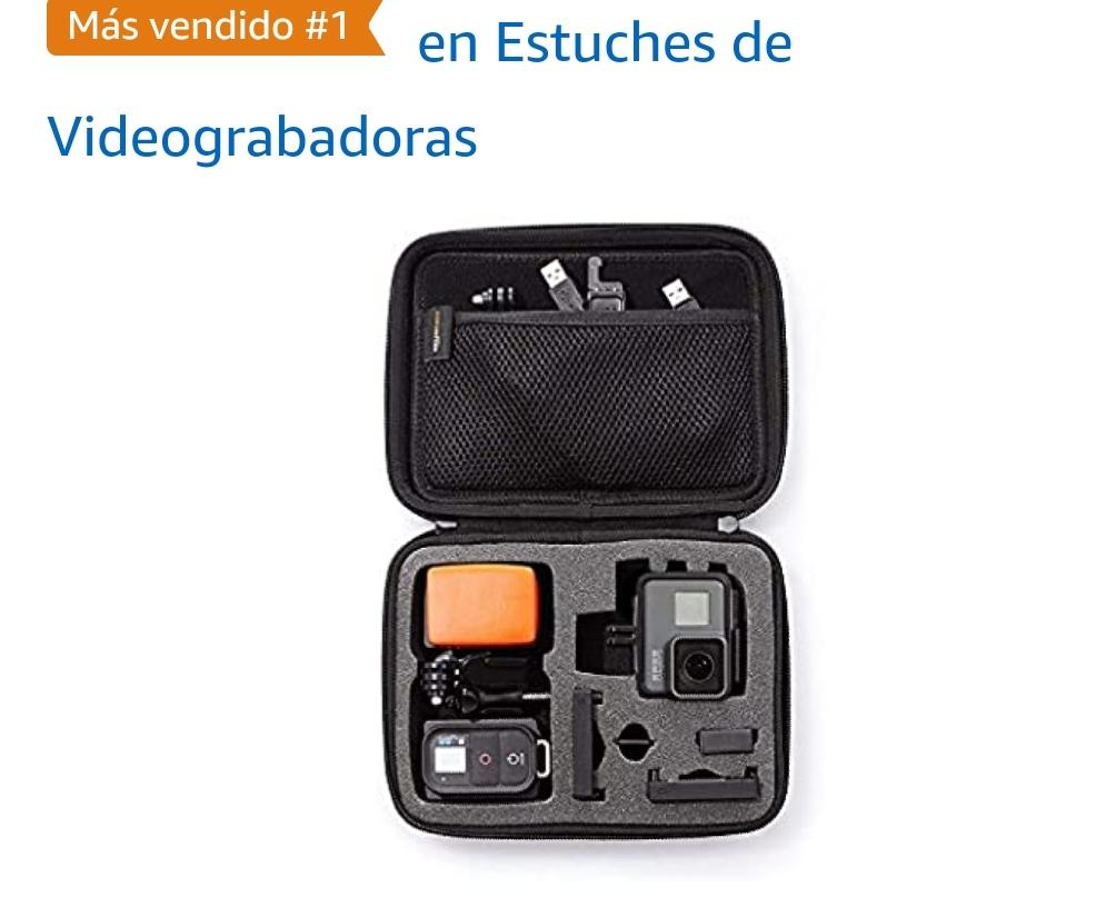 Amazon: Estuche gopro
