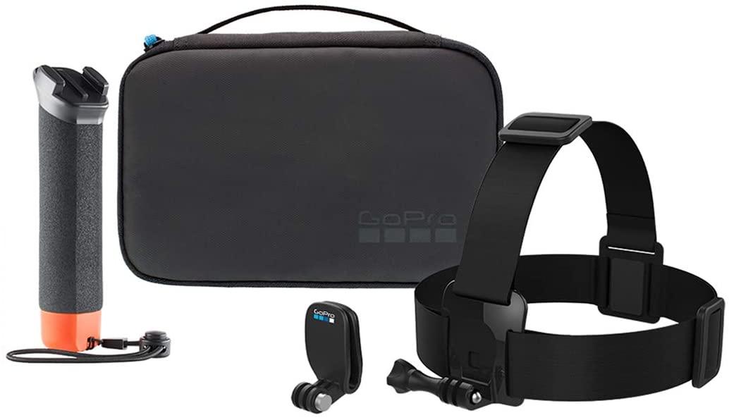 Amazon: Kit Maletin GoPro + The Handler + QuickClip