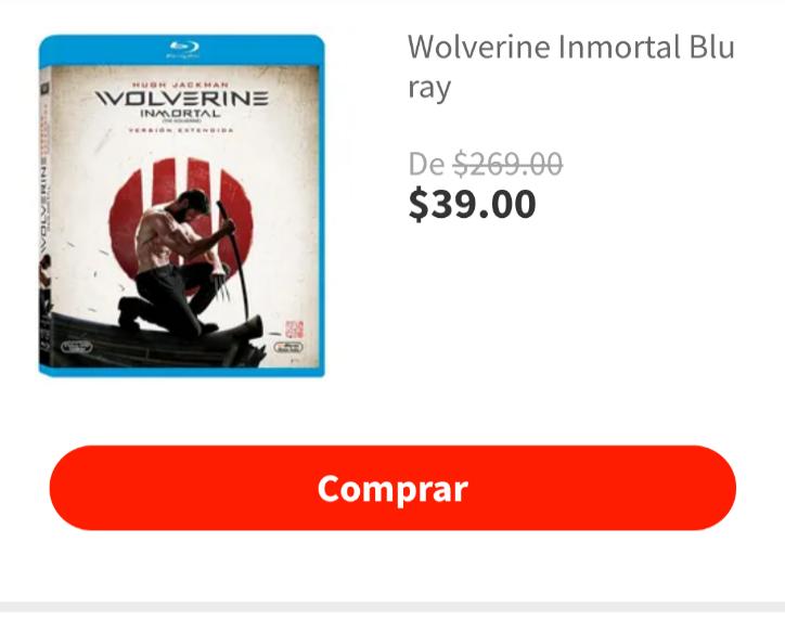 Elektra Online - Películas Bluray a $39.00