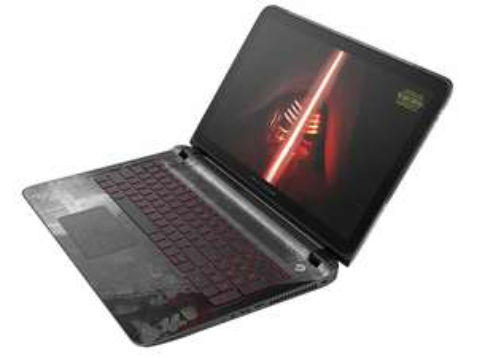 Liverpool en línea: Laptop edición especial Star Wars 15-AN002LA