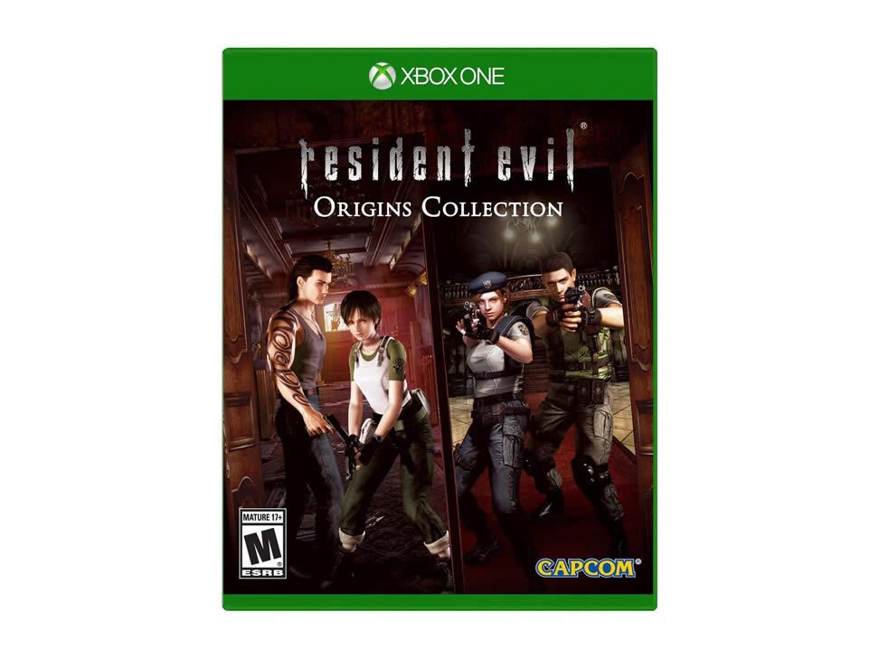 Liverpool en línea: Resident Evil  y otros juegos  a buen precio