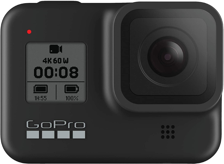 Amazon: GoPro Hero 8 Cámara de Acción, color Negro