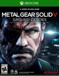 Microsoft Store: Metal Gear Solid V: Ground Zeroes