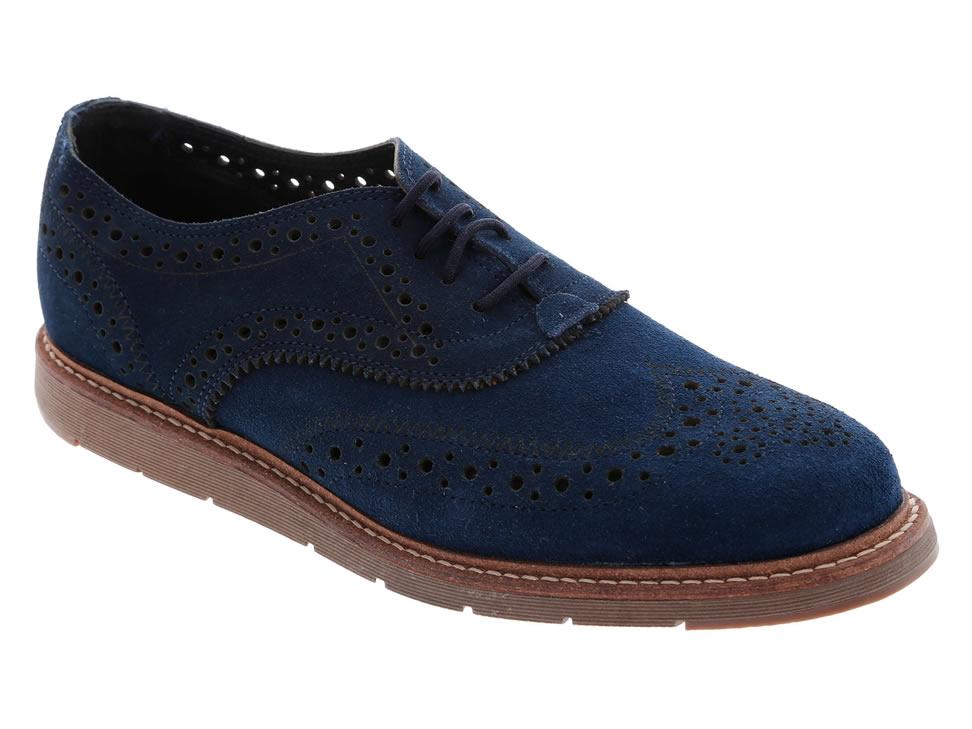 Liverpool En Linea: Zapato Perry Ellis Oxford Piel En $489 ($440 con cupón) y más