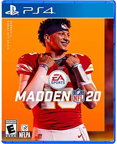 Amazon y Elektra: Madden NFL 20 para ps4 y Xbox one