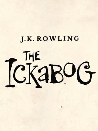 """Lee """"The Ickabog' el nuevo libro de JK Rowling GRÁTIS por tiempo limitado. Español e inglés"""