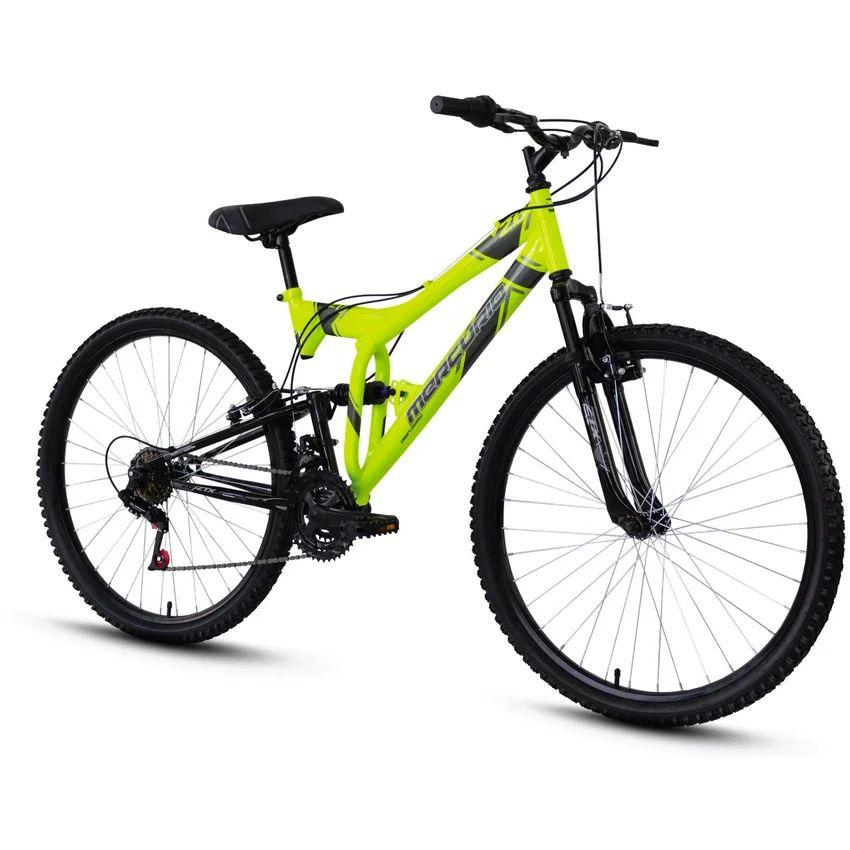 Linio:Bicicleta Mercurio DH ZTX 26 Verde 2020 (Pagando con santarder y paypal)