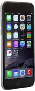 Amazon: Apple iPhone 6 128 GB, Gris