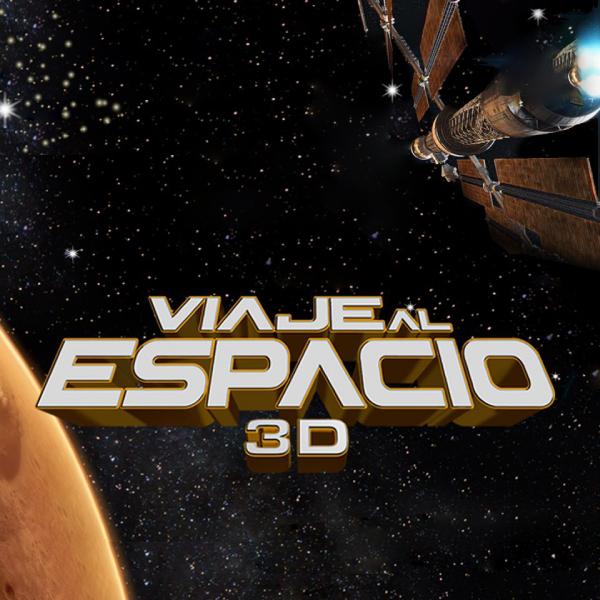 Viaje al espacio 3D de papalote museo del niño
