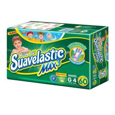 Comercial Mexicana Mega: oferta en pañales Suavelastic, paquete de 60 piezas de $265 a $165.75