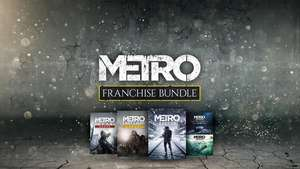Metro Franchise Bundle GOG (PC)