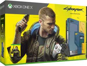Amazon Mexico Xbox One X Cyberpunk 2077 Edicion Limitada BBVA WALLET