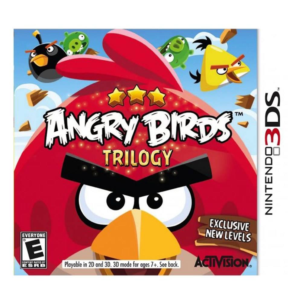 Walmart: varios juegos de Nintendo 3DS a $99 (Angry Birds Trilogy, LEGO Friends y más)