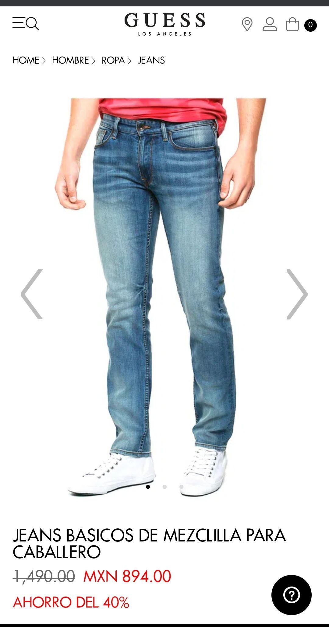 Guess: Jeans hombre
