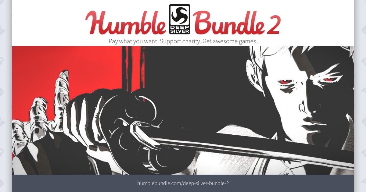 Humble Deep Silver Bundle 2