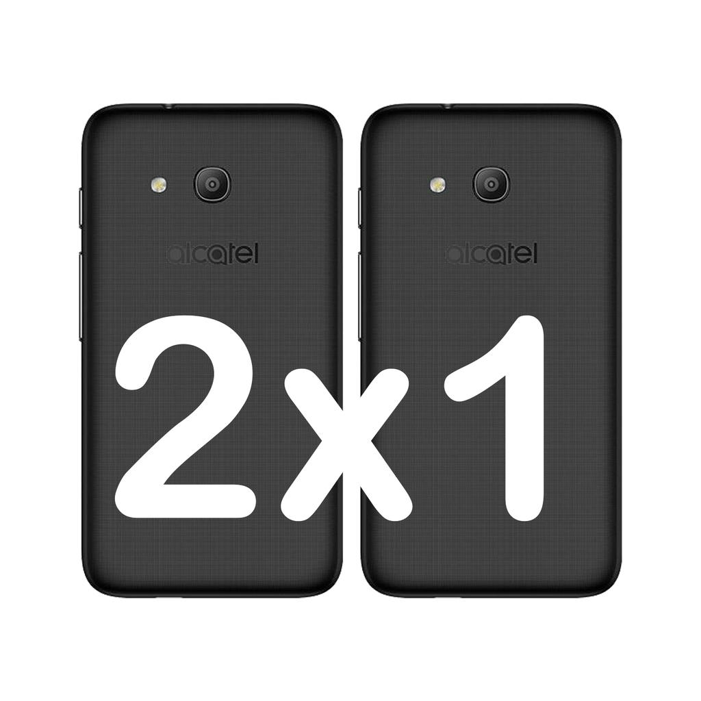 Famsa Oferta!!! 2x1 Celular Alcatel 1E 4 4034T 8GB - Color Negro Negro - 68743