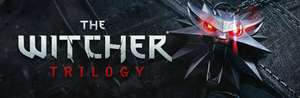 Steam: The Witcher Trilogy para PC a $240.49 (63% de descuento)
