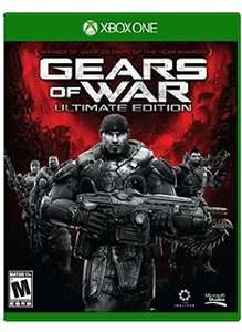 Amazon: Gears of War Ultimate Edition para Xbox One