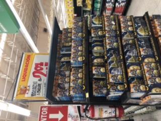 Walmart Mty: Macaroni & Cheese Kraft a $2.01