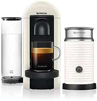 Amazon: Nespresso Vertuo plus + Aeroccino
