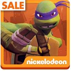 Google Play: juegos de Nickelodeon en oferta a $5