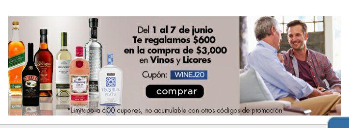 Costco: descuento de $600 en compras mayores a $3000 en Vinos y Licores