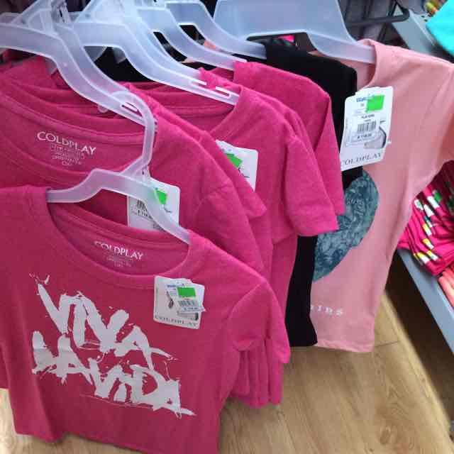 Walmart Puebla: playeras para niña a $20.01 y más