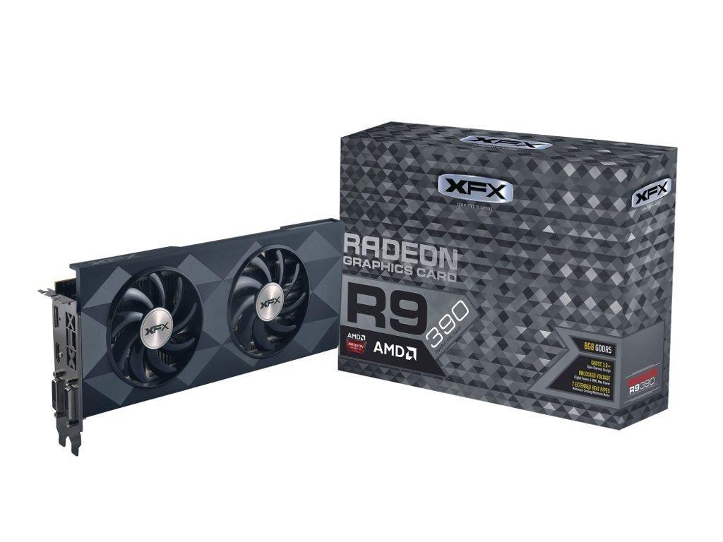 Amazon: tarjeta Radeon R9 XFX 390