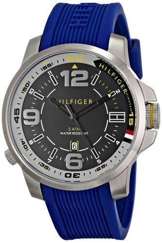 Amazon: Tommy Hilfiger 1791010 Reloj para hombre en acero inoxidable