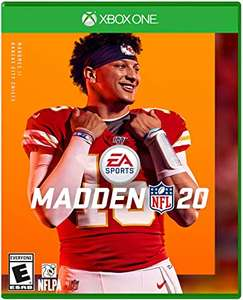 Amazon Madden NFL 20 - Standard Edition - Xbox One