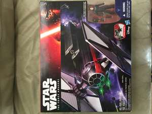 Soriana: Nave star wars Tie fighter a $334