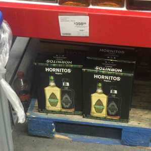 Sam's Club: Sauza Hornitos Black + Sauza Hornitos reposado a $398.99