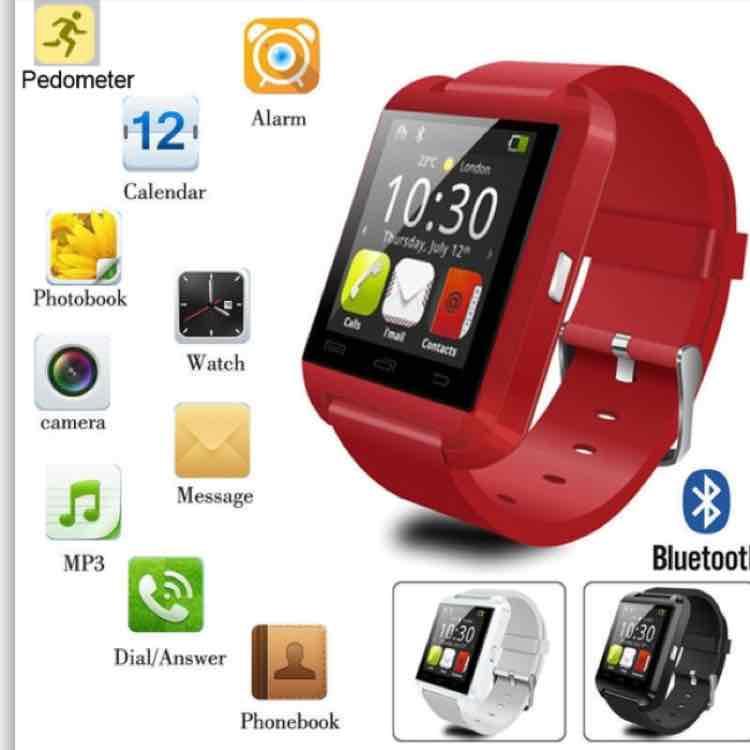 Wish: Smartwatch U8 a $166 + 56 de envío.