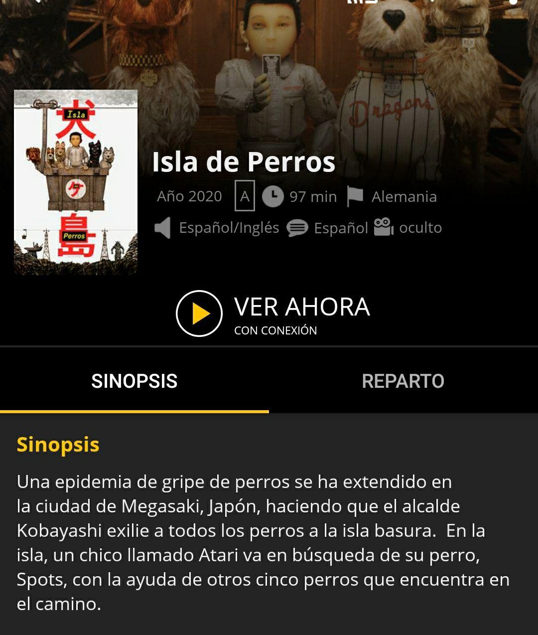 """Cinépolis Klic: """"Isla de perros"""", de Wes Anderson, Gratis"""