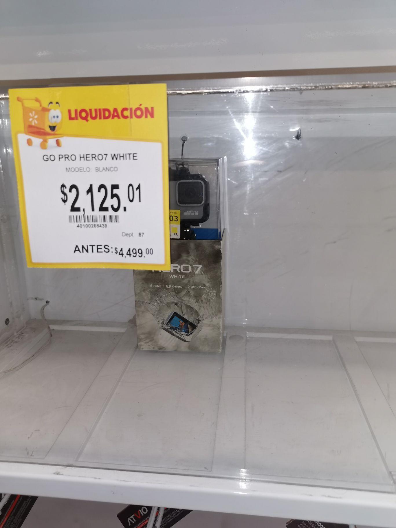 go pro hero 7 Walmart acapulco