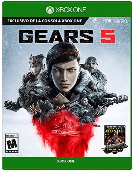 Amazon: Gears 5 (edición estandar.)