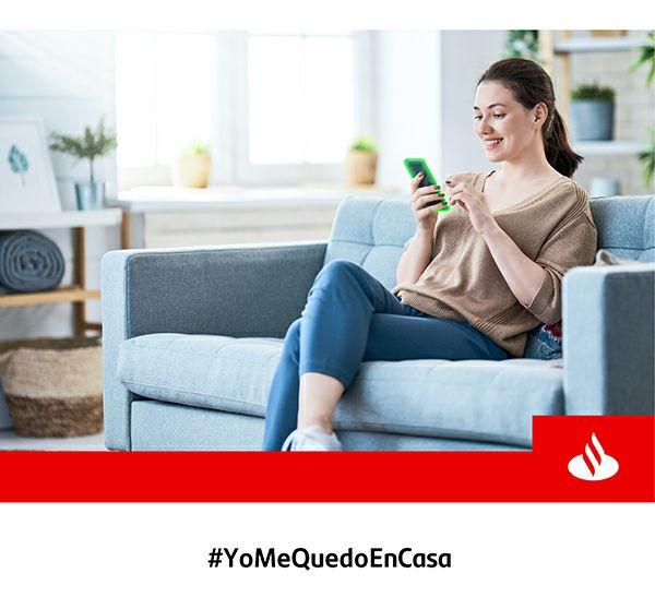 10% de bonificación en tu primera compra con tarjeta digital Santander