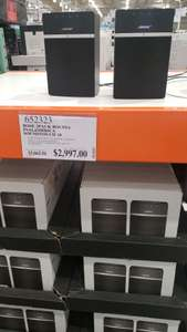 Costco: Bose Soundtouch 10 (2 pack)