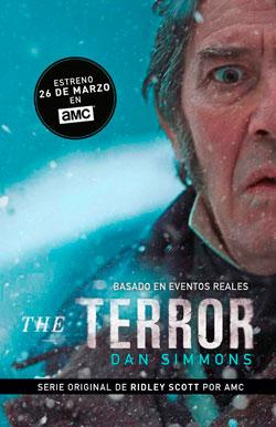 Mixup libro (físico) EL TERROR de Dan Simmons