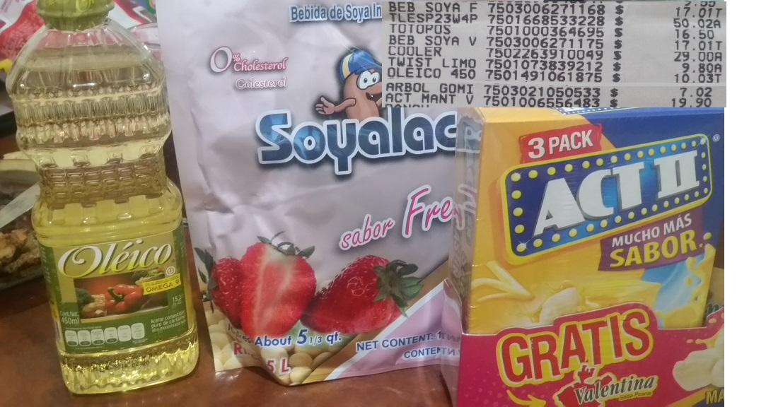 Bodega Aurrerá: Bebdida de Soya Soyalac a $17.01 y más