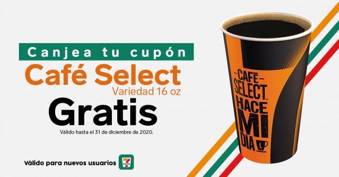 7 Eleven: Café o Capuchino 16 oz GRATIS (SOLO MULTICUENTAS Y USUARIOS NUEVOS)