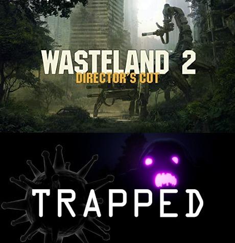 RobotCache: GRATIS Wasteland 2 Directors Cut y Trapped (PC)
