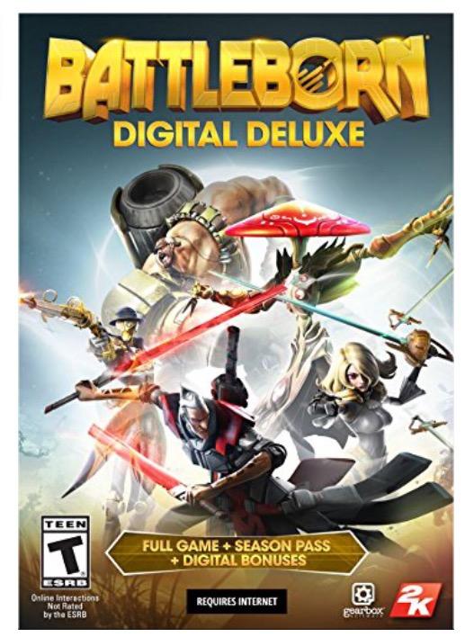 Amazon USA: ofertas de Overwatch, Uncharted 4 y Battleborn con season pass
