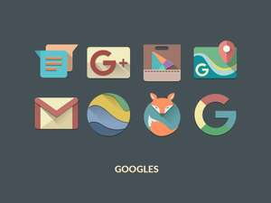 Google Play: RETRORIKA Icon Pack a $1