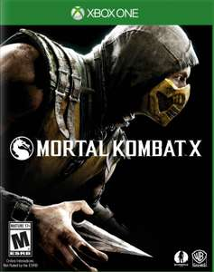 Amazon: Mortal Kombat X - Xbox One a $370.46