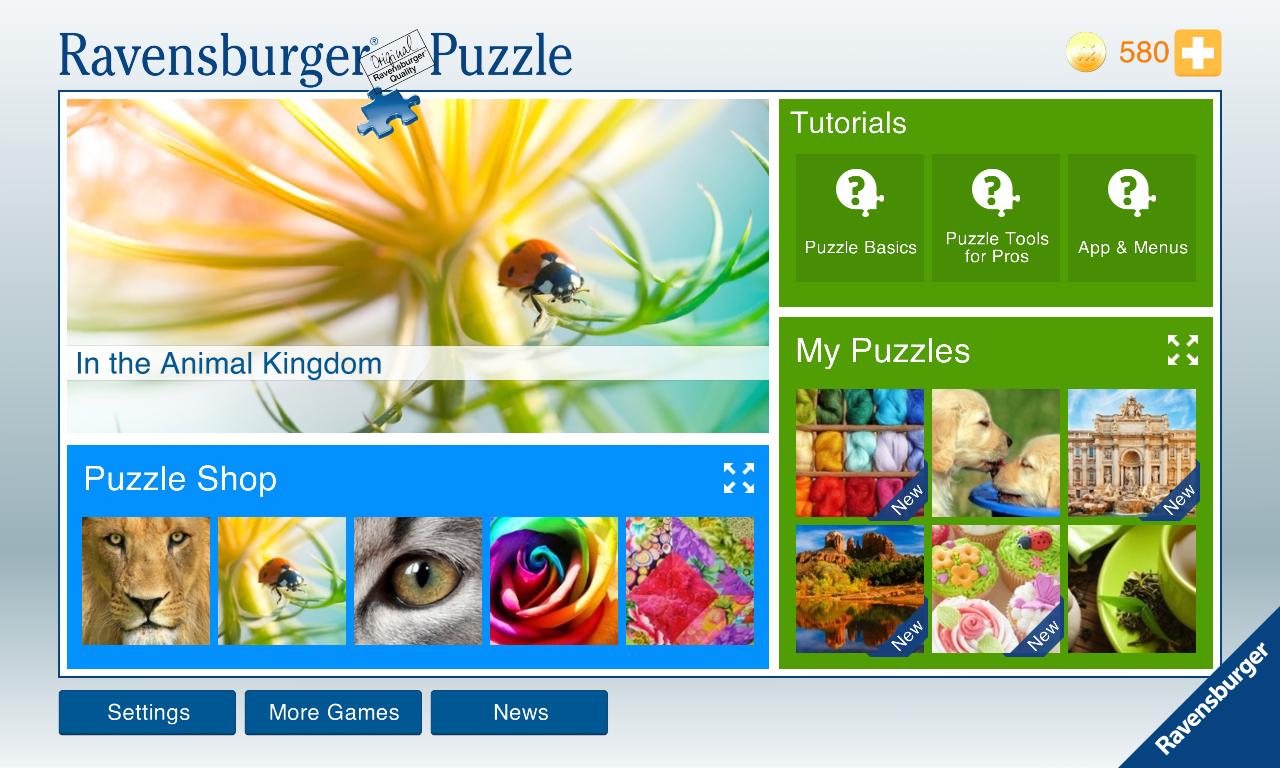 Google Play: Ravensburger Puzzle a $1