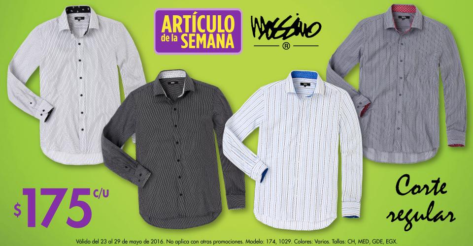Suburbia: Artículo de la semana camisa Mossimo $175