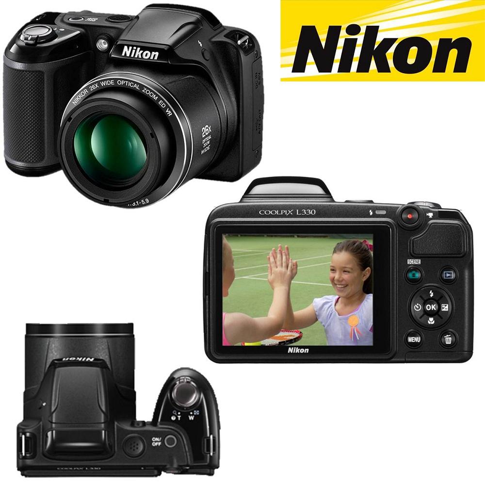 Walmart en linea: Cámara Digital Nikon Coolpix L330 más SD $1999