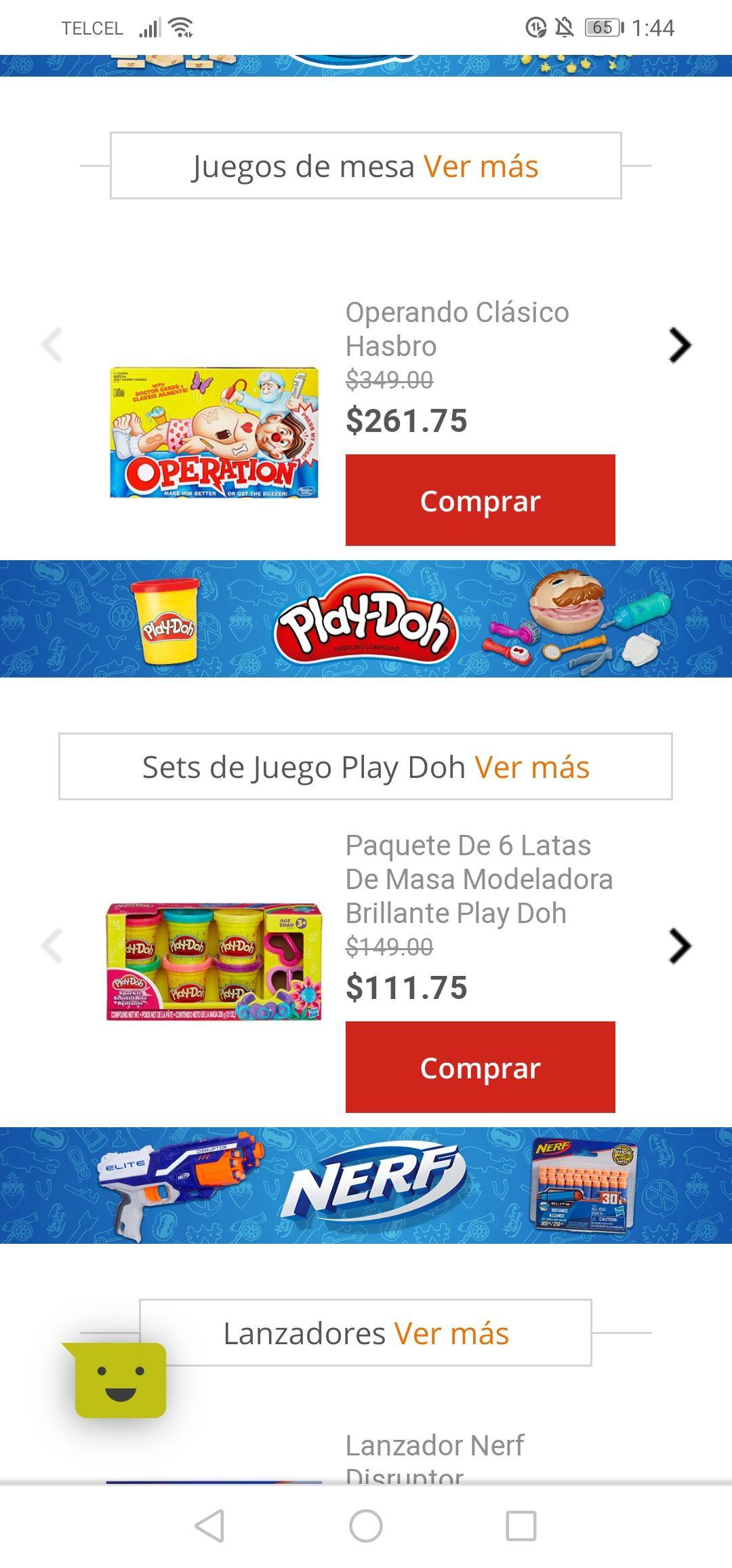 Soriana: recopilaciones de algunos juguetes en linea con descuento, espero alguno sea de su agrado.