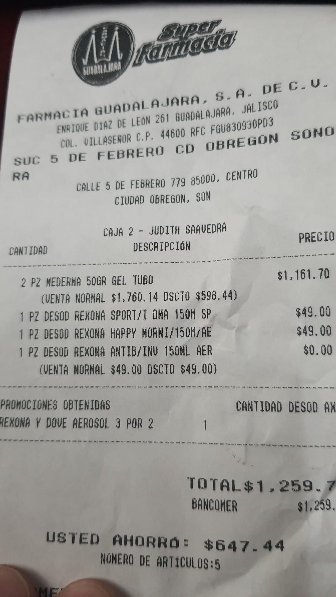 Gel mederma 50 gr en Farmacia Guadalajara